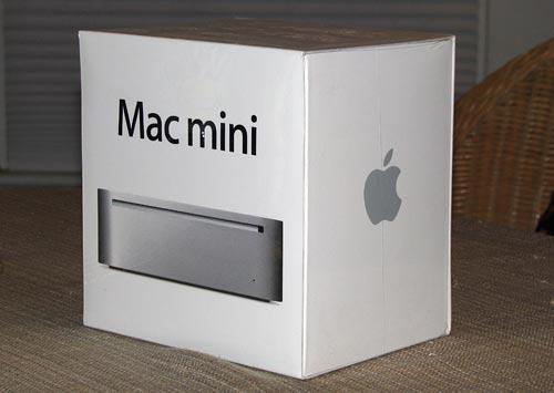 Mac mini 2009 box.